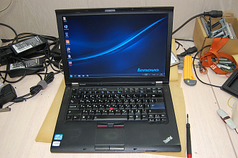 Ноутбук б.у. Lenovo THINKPAD T410 TYPE 2537-VGY