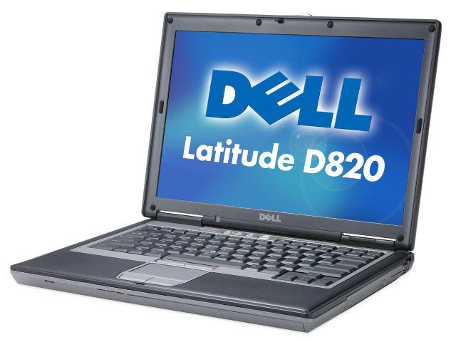 لپ تاپ استوک دل Dell Latitude D820